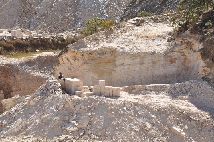 SaoTome - jazida